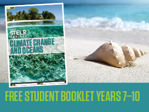 High school climate change workbook